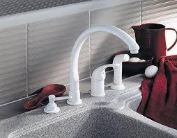 white kitchen faucets kitchen faucets design and ideas designwalls