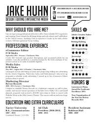 Simple Creative Resumes Resume Examples Templates Professional Graphic Design Resume