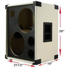 empty plastic speaker cabinets greg s pro audio 2x12 with tweeter empty bass guitar speaker