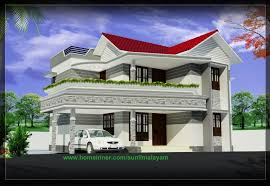 New House Plans In Kerala Home Elevation Designs Kerala Design