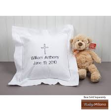 personalized pillows for baby personalized baby pillows baby