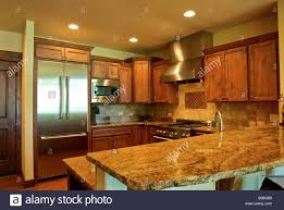 custom kitchen appliances new custom kitchen granite counters and bar gleaming new stainless