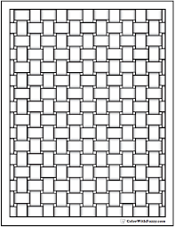 design coloring pages pdf pattern coloring pages customize pdf printables