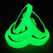 Glow In The Dark Home Decor Glow In The Dark Tape Ebay
