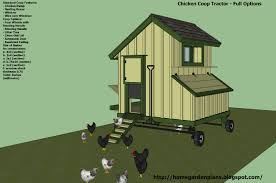 Chicken Coop Floor Options by Home Garden Plans T200 Chicken Coop Tractor Plans Free