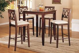 round table with chairs that fit underneath small bar table with stools breakfast set long narrow outdoor and