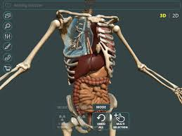 3d Human Anatomy Atlas Visual Anatomy 3d Human Android Apps On Google Play