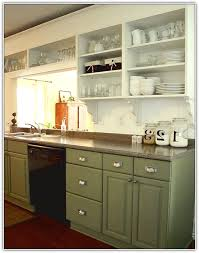 upper kitchen cabinets without doors home design ideas