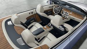 rolls roll royce rolls royce interior 2017 youtube