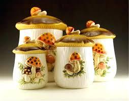 vintage kitchen canisters sets vintage kitchen canisters vintage canister set vintage tin