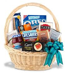 diabetic gift basket sugar free gift basket food fruit baskets filled with a