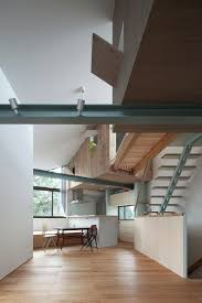 small loft designed as a multifunctional and modern space images