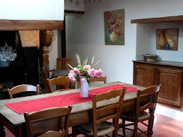 Landes Dining Room Alaudyvacances House Of Masters Sud Des Landes Nature Heated