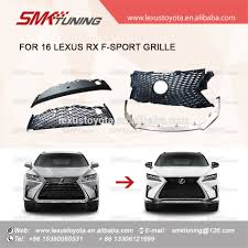 lexus mx 200 sport for 16 lexus rx200 t f sport grille buy grille for 2016 lexus rx