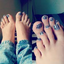 awesome big toe nail designs design trends