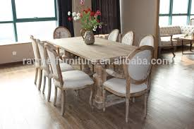 antique dining room furniture solid oak wood dining tables and