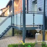 balkon mit treppe neues aus den balkonbau baustellen in deutschland yalman pricken