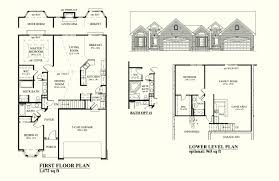 floor plans for villas at palmer place in arnold mo