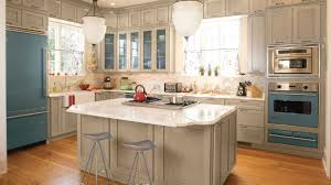 southern living idea house breakfast area built in cabinet idea house kitchen design ideas southern living