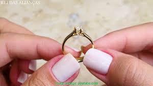 rei das aliancas recomendação anel de noivado ou aliança anel para noivado ou