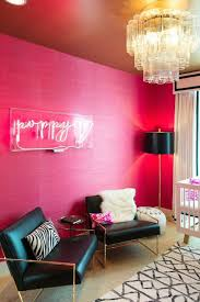 neon lighting for home lighting personalized neon sign in a pink room daring home decor