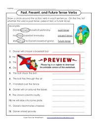 super teacher worksheets verbs worksheets