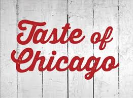 taste of chicago map taste of chicago 2017 illinois restaurant association