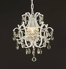 Chandelier Light For Ceiling Fan Amazon Com Pull Chain Crystal Bead Candelabra Ceiling Fan Light