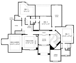 luxury home blueprints house 9911 blueprint details floor plans