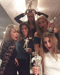 Bad Blood Video Taylor Swift Just Hosted An Awesome Bad Blood Reunion To Celebrate