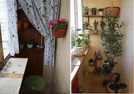 amazingly pretty decorating ideas for tiny balcony spaces 37