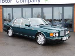 bentley brooklands 1997 recently sold cars for sale blackpool woodman howarth motor