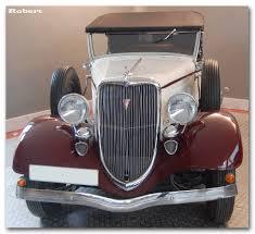 1932 ford v8 galgo convertible coches clasicos de hoy