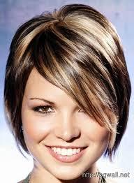 highlights in very short hair peek a boo highlights short hair best short hair styles