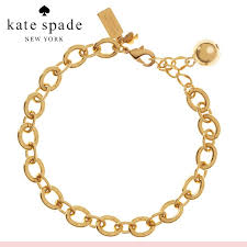gold chain bracelet with charms images Salada bowl rakuten global market kate spade kate spade new jpg