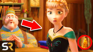 10 paused scenes popular disney movies