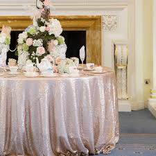 rent linens for wedding impressive 10 places to rent chagne sequin table cloths in