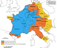 Map Of Belgium And Germany Imperio Carolingio Enciclopedia Pinterest History And