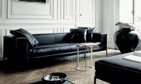 Nina Leather Sofa Great Leather Sofa Finds Live Stylish Daily Luxury Lifestyle