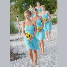 turquoise blue and gold bridesmaid dresses wedding dresses in jax