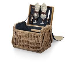 wine picnic basket time kabrio wine basket dahlia