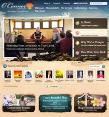 new funeral home website design design decor cool to funeral home