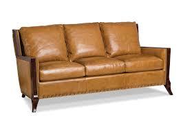 canape cuir et bois canapé cuir et bois intérieur déco
