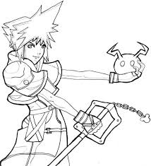 kingdom hearts coloring pages coloring pages ideas u0026 reviews