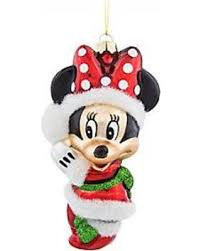 check out these bargains on santa minnie mouse ornament