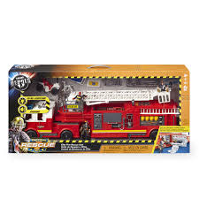 tonka fire rescue truck true heroes tactical rescue fire playset toys