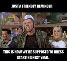 Back To The Future Meme - one more year until flying cars jaws 19 and hoverboards guys