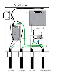 circuit breaker wiring diagrams at 220 volt gooddy org