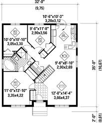 Floor Plan For Bungalow Cozy Bungalow Cottage 80401pm Architectural Designs House Plans