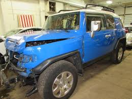2007 toyota parts parting out 2007 toyota fj cruiser stock 150434 tom s